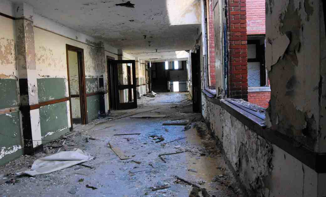 Empty School